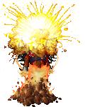 Volcanic Explosio