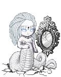 Medusa turned to stone