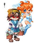 Haruhi and Mikuru
