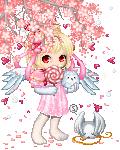 Spring love angel