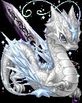 dragon holding a