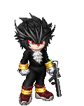 Shadow the hedgeh