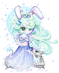 icy bunny pwinces