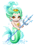 Fighting Mermaid
