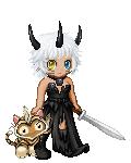 demon with pet ti