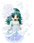 The Ocean Goddess
