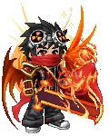 The fire warrior