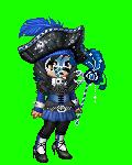 My Blue Masquerad