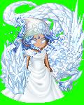 Ice Dragon Goddes