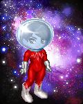 Vampirita: Vampire Astronaut.